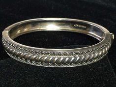 Judith Jack 925 Sterling Silver & Marcasite by SweetBettysBling