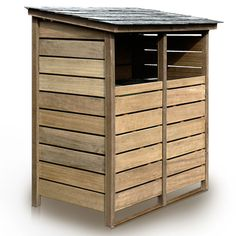 Kliko berg 970 euro in Bike Storage, Wood Storage, Storage Bins, Garbage Recycling, Recycling Bins, Norway House, Firewood Shed, Carport Garage, Garbage Can