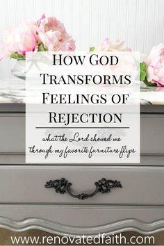 How God Transforms R