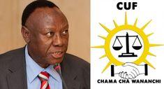 Lipumba kufukuza Madiwani Wote wa CUF Dar es Salaam