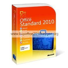 Office Standard 2010 32 Bit Product Key