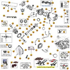INteractive Diagram - Dana Model 44 Front Axles for Jeep Wrangler TJ at Morris 4x4