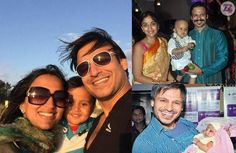 A baby girl completes Vivek Oberoi's family