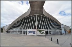 The Tenerife International Centre for Trade Fairs and Congresses. / Centro Internacional de Ferias y Congresos de Tenerife.