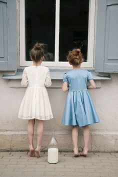 Pale blue and lemon tones are the key summer colours for Hebe kids fashion from Latvia