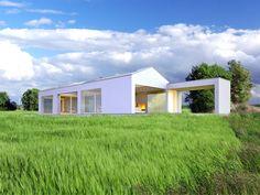MODULAR XLAM HOUSE
