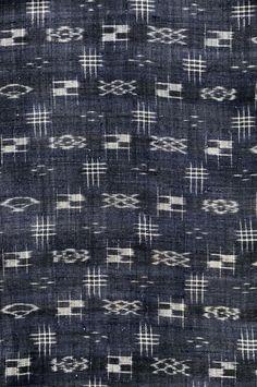 Complex warp and weft kasuri  || ClothRoads