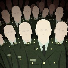 Jared Rodriguez, *Too many Generals*, 2012