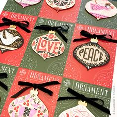 From a letterpress 2018 calendar to hand-painted wooden ornaments - Lilla Rogers