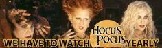 Hocus Pocus is to Halloween what Home Alone is to Christmas.