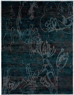 Christopher Fareed Watervale Highland Hand Knotted Tibetan Rug from ModernRugs.com