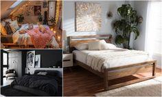 Inšpirácia na maľované obrazy do spálne: Takto dodáš izbe čarovnú atmosféru Bed, Furniture, Home Decor, Decoration Home, Stream Bed, Room Decor, Home Furnishings, Beds, Home Interior Design