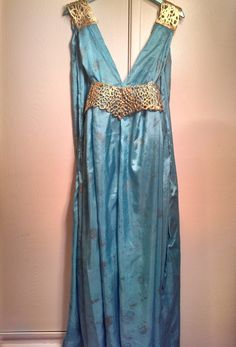 Daenerys Targaryen Qarth Dress Game of Thrones by GeekFury on Etsy