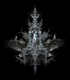 Kris Kuksi - Ascension of Eos