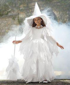 white witch girls costume