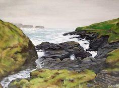 Elaine Cowley, Dublin and Meath, Ireland Irish Art, All Over The World, Lovers Art, Dublin, Art Projects, Ireland, Art Gallery, Illustrations, Artists