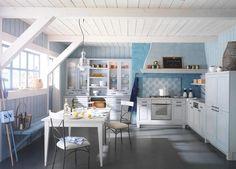 La cuisine : le coeur de la maison... - Le passé retrouvé