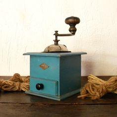 pretty little coffee grinder