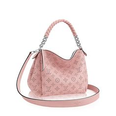 Babylone Chain BB Mahina Leather in WOMEN's HANDBAGS collections by Louis Vuitton