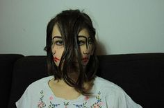 Intriguing Two- and Three-Faced Girl Portraits by Sebastian Bieniek | DeMilked