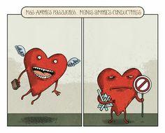 Tipos de amores.
