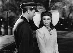 Ray Milland & Ginger Rogers -The Major and the Minor(1942).