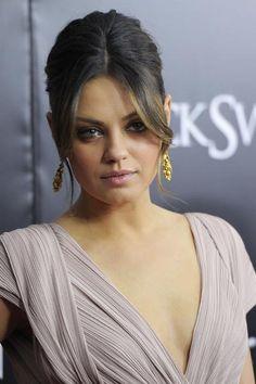 How to do smokey eyes like the 'sexiest woman alive', Mila Kunis - Photo 5 | Celebrity news in hellomagazine.com