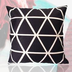 Decorative Pillows, Inserts & Covers: Home & Kitchen: Throw Pillow Covers, Throw Pillows & Chair Cushion Covers, Body Pillow Covers, Throw Pillow Cases, Cushions On Sofa, Modern Decorative Pillows, Modern Pillows, Decorative Pillow Covers, Cotton Linen, Geometry