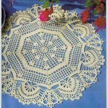 Home Decor Crochet Patterns Part 54