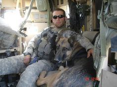 MWD Gitta passed away recently from complications due to liver problems. She was 5 years old. During a tour of duty in 2009, Tech. Sgt. Steven Kaun, 5th Security Forces Squadron military working dog handler, and his trusted K-9 partner Gitta, served proudly together in support of the overseas mission. Kaun recounted a story of how Gitta helped in detecting a roadside bomb which saved the lives of fellow service members. Read that story here: http://1.usa.gov/RhiGpQ