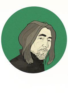 Yoshi Yamamoto by Magdalena Pankiewicz