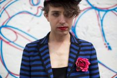 NEWS: The rock artist, Ezra Furman, has announced a U.S. tour, for December and February. Guy Blakeslee will be on the December dates, as support. Details at http://digtb.us/1OvzSZh
