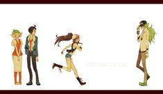 Touko y N