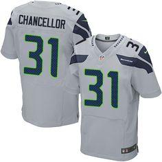 0a4dcd2c7 ... Nike Seattle Seahawks Jersey 12 Fan Grey Elite Signed Jerseys 20.99 nfl  cheap jerseys site httpwww 23.88 at Nike Elite Kam Chancellor ...