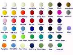 Learning about colours English lesson. Using pictures you will learn the English words for each colour