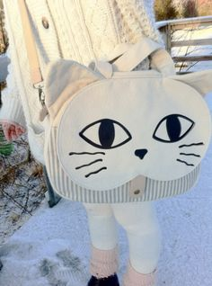 #cat #bag #purse