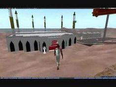 Islam on Second Life - Virtual Hajj - YouTube