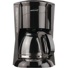 Brentwood 12-cup Digital Coffee Maker (black) – MNM Gifts