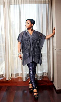 A wardrobe inventory by Jill Scott, from outfits for performing to relaxing at the spa.