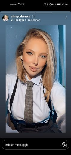 White Shirts Women, Women Ties, Bowties, Neckties, Suspenders, Well Dressed, Sexy Outfits, Chokers, Lady