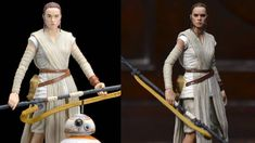 STAR WARS Black Series Toys Repainted to Startling Life