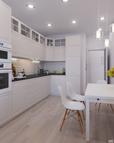 Kitchen Trends 2019 – 30 Best Amazing Kitchen Design Trends And Ideas - Page 8 of 30 - eeasyknitting. Küchen Design, Home Design, Design Trends, Design Ideas, Diy Kitchen, Kitchen Decor, Kitchen Ideas, Best Kitchen Designs, Kitchen Trends