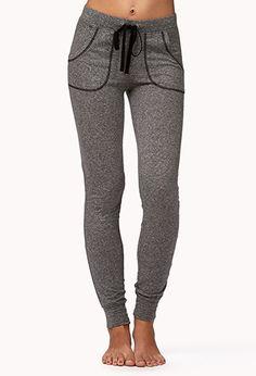 Heathered Lounge Sweatpants | FOREVER21 - 2059252722