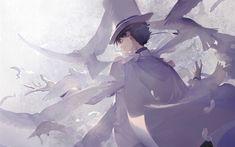 Télécharger fonds d'écran Kaitou Kid, l'art, les personnages de l'anime, du manga, de Détective Conan