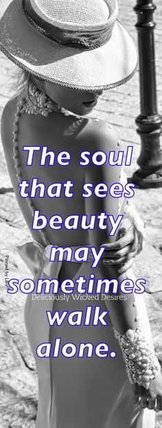 The soul that sees