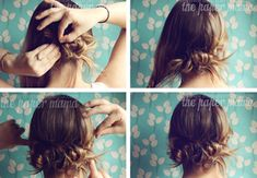 Fun & Easy Hairstyles for Busy Moms