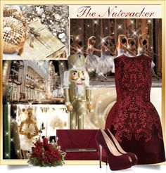 """""""The Nutcracker"""" by defineyourstyle ❤ liked on Polyvore"""