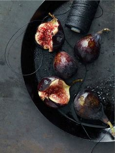 Black is stunning with Figs.
