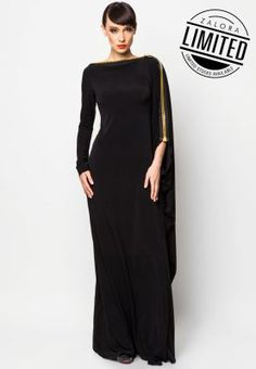 An Abaya with a twist