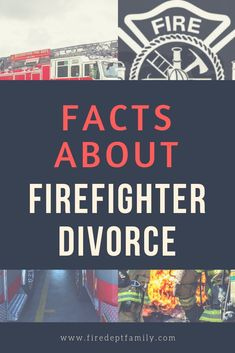 Looking for more information about Firefighters and the statistics on divorce? Curious if you have a higher risk because you are or are married to a firefighter? Firefighter Training, Firefighter Family, Firefighter Wedding, Wildland Firefighter, Female Firefighter, Firefighter Quotes, Firefighter Gifts, Volunteer Firefighter, Firefighters